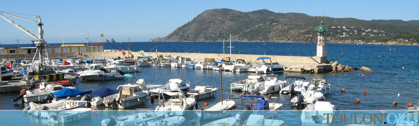 Photo La Seyne sur Mer : Le port de Saint Elme.