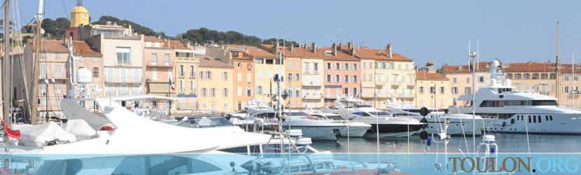 Photo Saint Tropez : Le port de Saint Tropez.